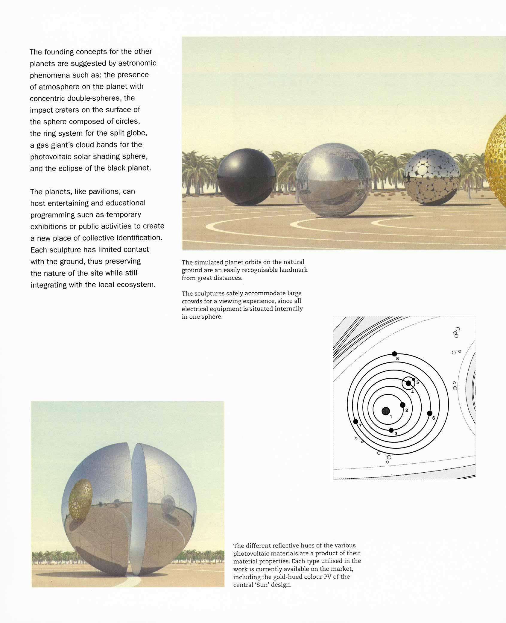 Solar Eco System, Antonio Maccà